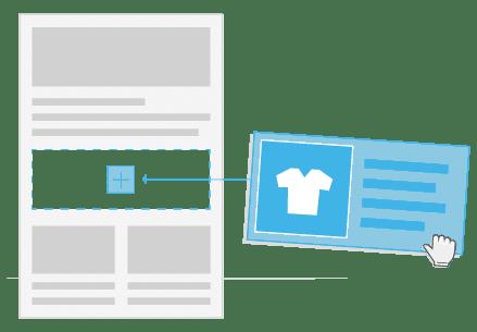 Newsletter-erstellen_1-Klick-Produktuebernahme